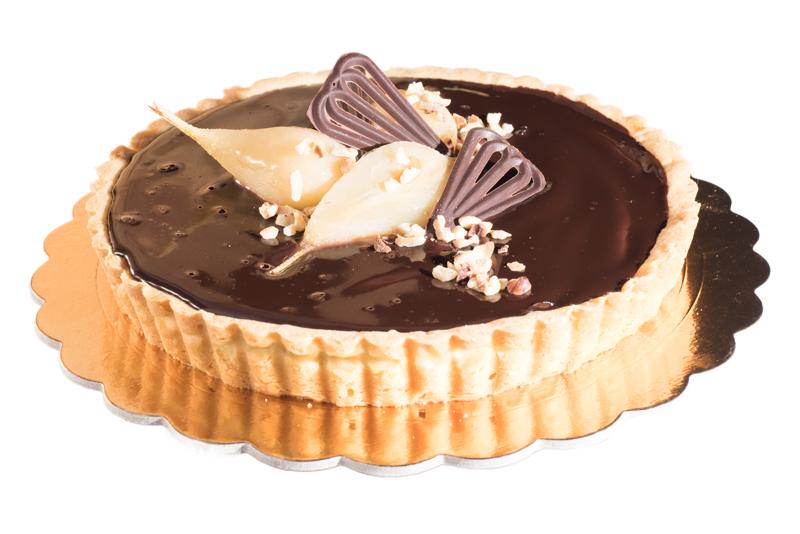 Torta Schoko-Birne